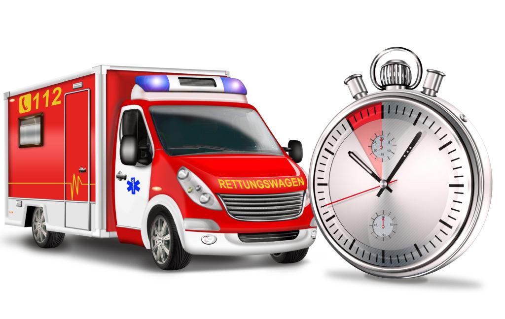 Anfrage zur Rettungsdienst-Versorgung im LK Harburg