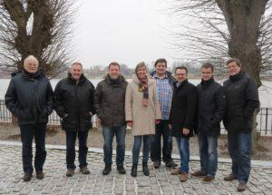 Werner Zenz, Heinz Soltaus, Ulf Riek (FW), Dörte Land (Grüne), Florian Sievert (Piraten), Reno Steller, Malte Jörn Krafft, Roger Günzel