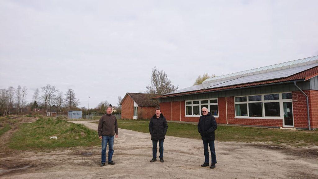 Antrag auf Planung und Bau einer Kindertagesstätte