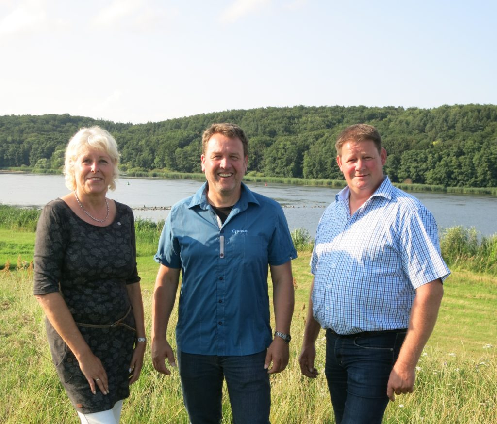 Bürgermeisterkandidaten für Drage, Tespe und die Samtgemeinde