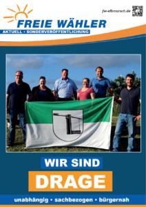Flyer Drage Sonderausgabe