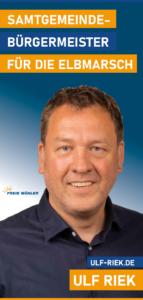 Flyer Ulf Riek
