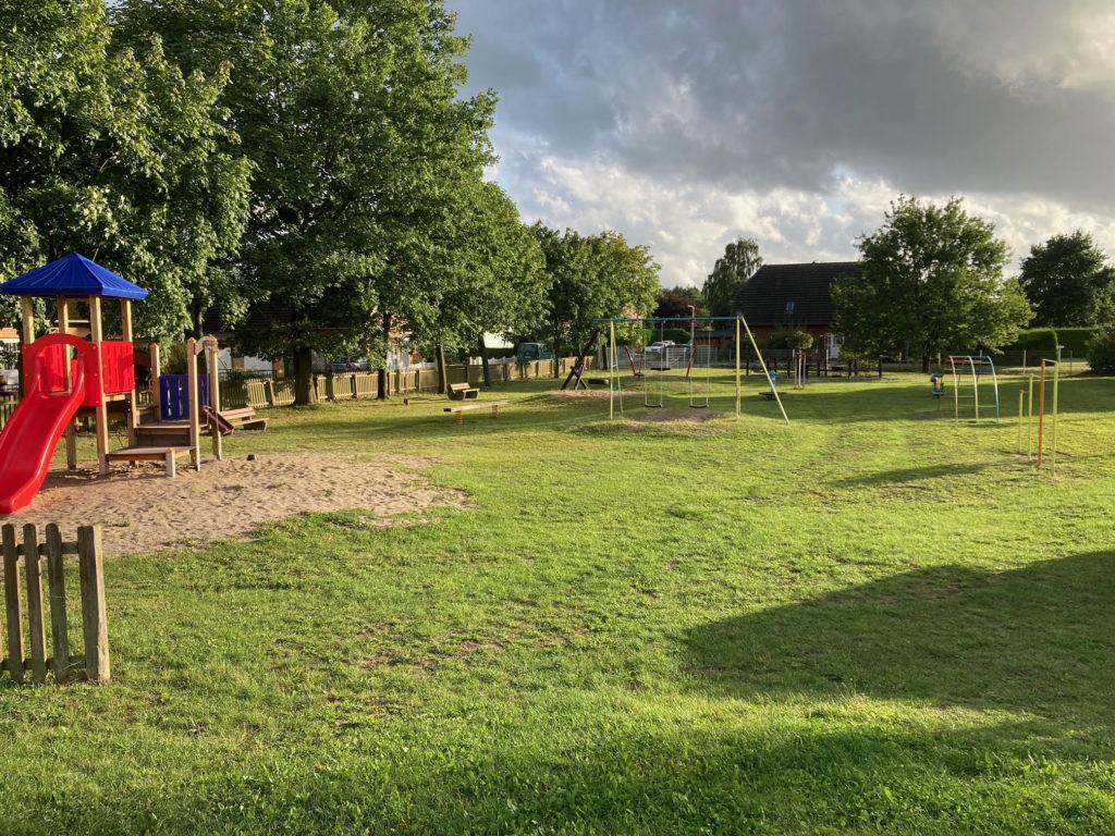 Bericht der Elterninitiative Spielplatz Avendorf